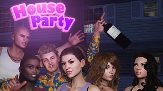 Постер House Party